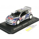 Peugeot 206 WRC Rally Mille Miglia 2003