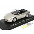 Porsche 911 (997 II) Carrera S Cabriolet Silver