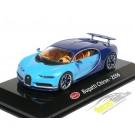 Bugatti Chiron 2016 Blue