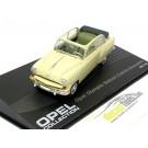 '54 Opel Olympia Rekord Cabrio-Limousine