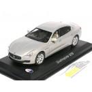 Maserati Quattroporte GTS Grey Metallic