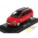 Opel Zafira 2 Red