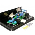 Benetton Ford B194 J. Verstappen - Hockenheim 1994