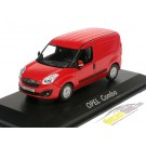 Opel Combo Van Red