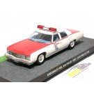 Chevrolet Bel Air Police Car - Live and let die