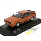 Audi Quattro 1981 Brown Metallic