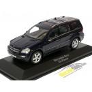 Mercedes-Benz GL-klasse D. Blue Metallic