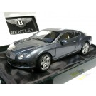 Bentley Continental GT 2011 Grey Metallic