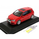 VW Volkswagen Golf 5 V R32 2005 Red