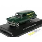 Opel Rekord P2 Caravan 1960 Green