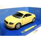 Auto TT Coupe Yellow