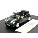 Mini Cooper R52 Cabriolet Green