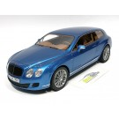 Bentley Continental Flying Star Touring 2010 Blue Metallic
