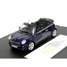 Mini Cooper R52 Cabriolet D. Blue