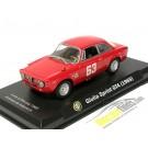 '65 Alfa Romeo Giulia Sprint GTA 1300 4 Ore Di Monza 1966