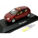 VW Volkswagen Golf V Red Met.