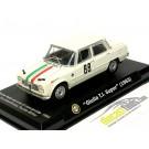 '63 Alfa Romeo Giulia T.I. Super Svezia Rally Del Sole 1964