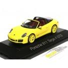 Porsche 911 (991) Targa 4 GTS Yellow