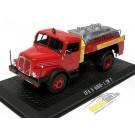 IFA S 4000-1 SW 7 Minol Red