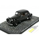 Citroen Traction Avant - From Russia with love