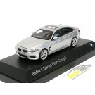 BMW 4er 4 Series (F36) Gran Coupe Silver