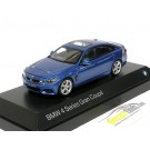 BMW 4er 4 Series (F36) Gran Coupe Blue