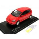 VW Volkswagen Golf Plus Red