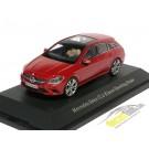 Mercedes-Benz CLA Red Metallic
