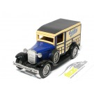 Ford Model A Blue Delivery Truck