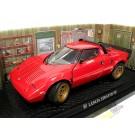 Lancia Stratos HF Red