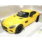 Mercedes-Benz AMG GT Yellow