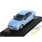 Alfa Romeo 156 Saloon 1997 Blue Metallic