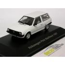 VW Volkswagen Polo Steilheck 1982 White