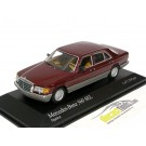 Mercedes-Benz 560 SEL 1989 Pajettrot