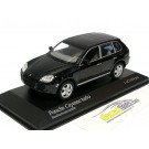 Porsche Cayenne Turbo 2002 Black Metallic
