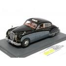 Jaguar MK VIII 1957 Black/Grey