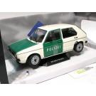 VW Volkswagen Golf I Polizei