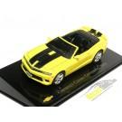 Chevrolet Camaro Convertible 2014 Yellow