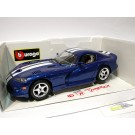 Dodge Viper GTS Coupe Blue Metallic