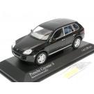 Porsche Cayenne S Black Metallic