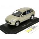 Porsche Cayenne Turbo 2002 Beige Metallic
