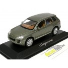 Porsche Cayenne Olive Green Metallic