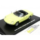 '66 Alfa Romeo Spider Duetto 1600