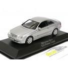 Mercedes-Benz CLK Klasse Coupe Silver