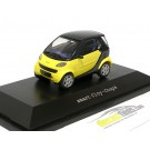 Smart City Coupe Black/Yellow Used