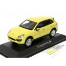 Porsche Cayenne S 2010 Yellow