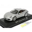 Porsche 911 (991) Carrera S Coupe 2016 Silver