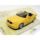 Mercedes-Benz SLK Yellow
