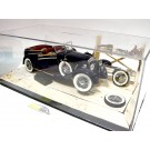 Mercedes-Benz Model K 1926 Diorama in Display Case