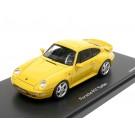 Porsche 911 (993) Turbo 1995 Yellow